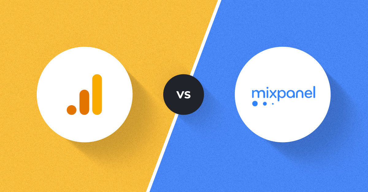 Google Analytics vs Mixpanel – A Detailed Comparison Featured Image