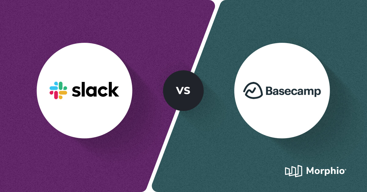 Slack vs Basecamp – Features, Pricing, and Integrations Comparison Featured Image